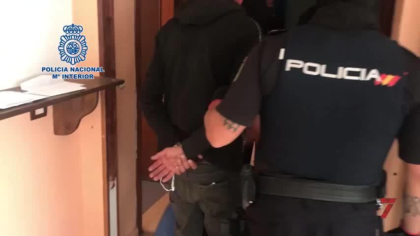 Quince detenidos en La Línea de una red de logística para narcolanchas