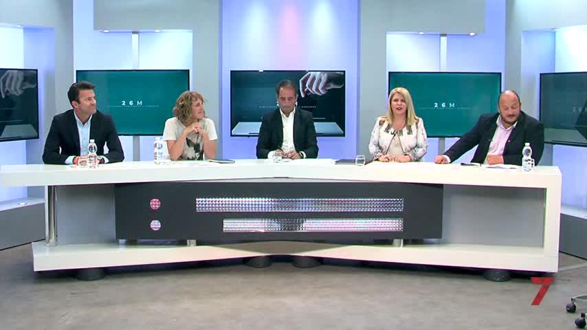 El debate refuerza a PSOE y PP como aspirantes a la victoria