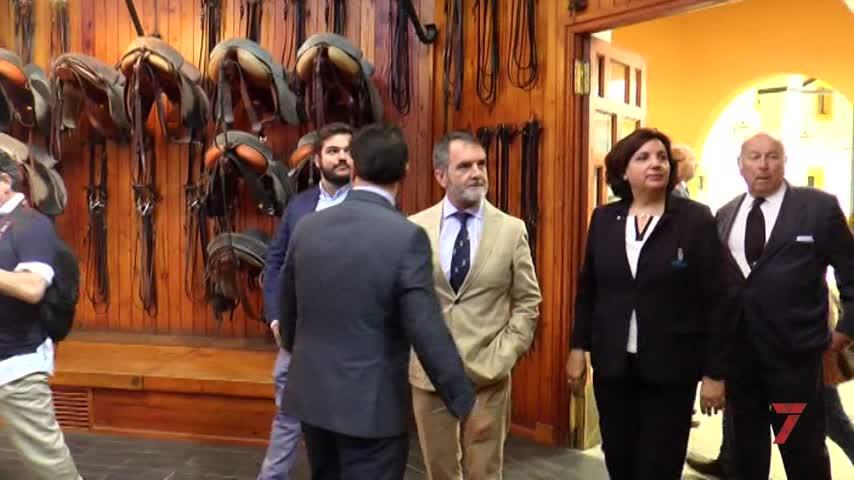 Jorge Ramos asume la dirección de la Real Escuela de Arte Ecuestre