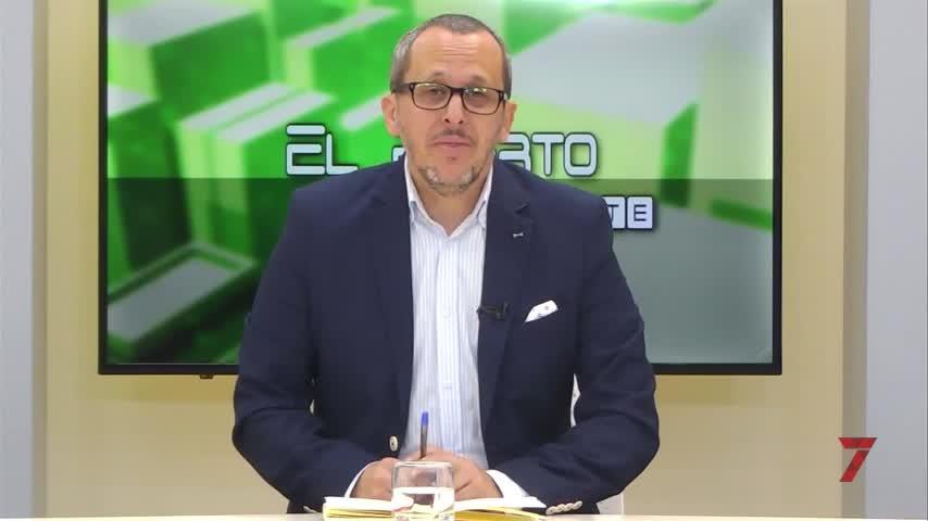 Debate político entre Germán Beardo y Antonio Jesús Ruiz