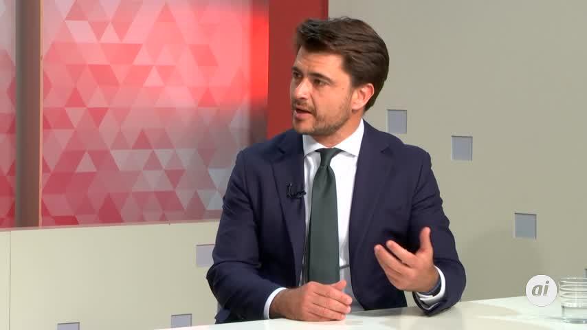 """Beltrán Pérez (PP): """"Espadas está en la nube de los congresos"""""""