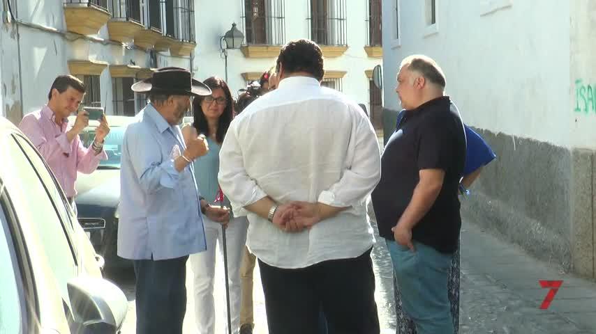 """Saldaña: """"Convertiremos Jerez en la ciudad limpia que fue"""""""