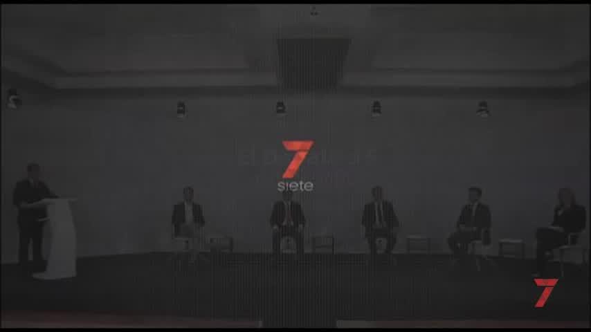 El debate a cinco termina en un cuatro contra uno (Espadas)