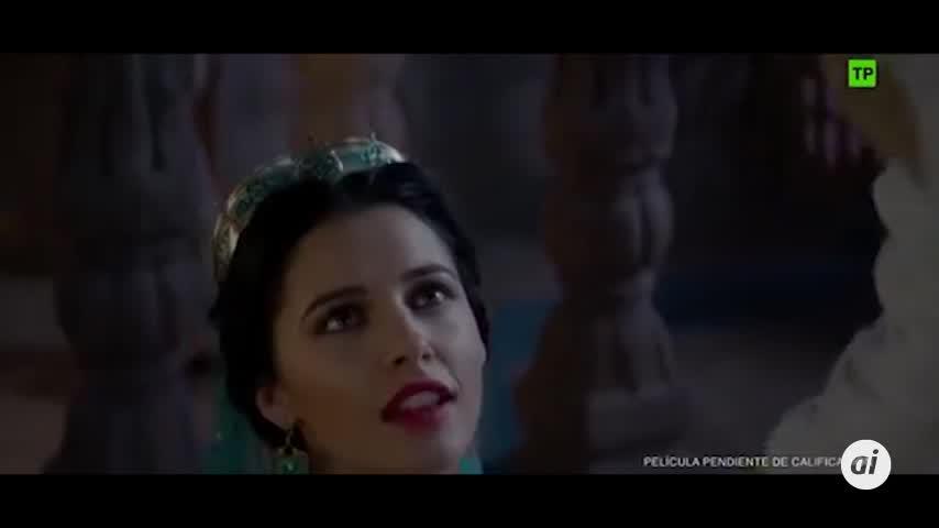 La nueva adaptación de 'Aladdin' llega a las salas de cine