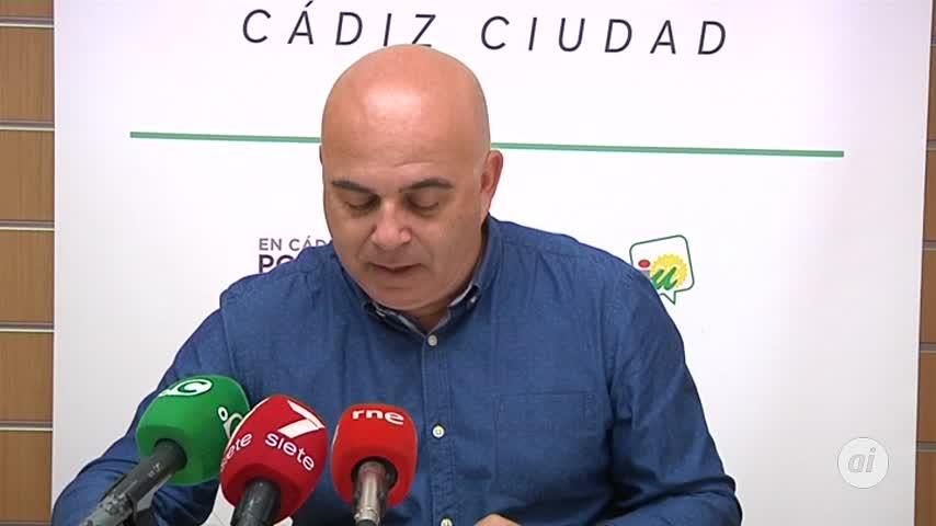 Adelante Cádiz critica que Pérez Dorao interponga una nueva denuncia