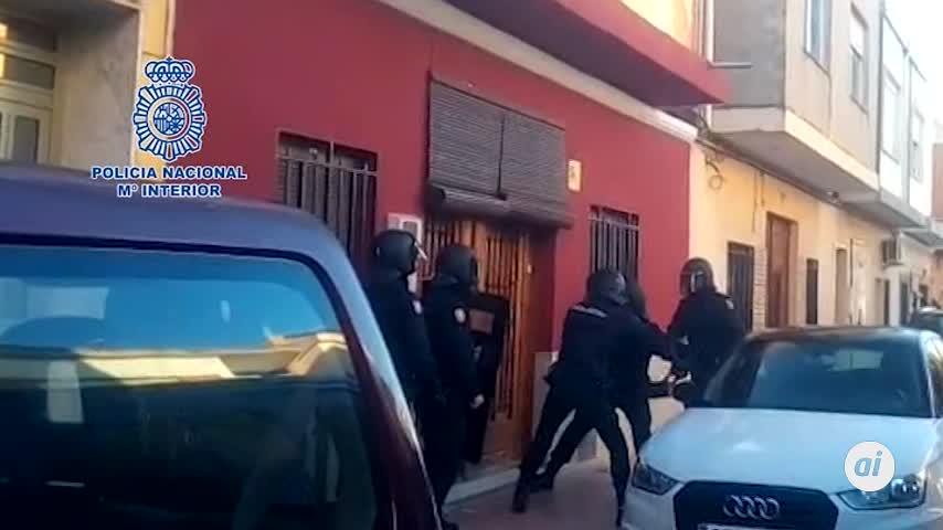 Intervienen 20 millones de dosis de medicinas ilegales en Valencia