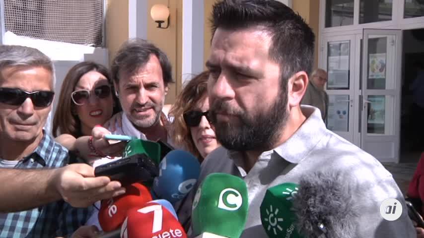 """""""Creemos que el día va a acompañar en ese apoyo mayoritario al PSOE"""""""
