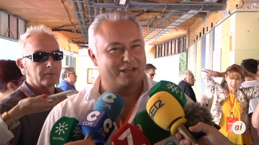 """Villero califica el 26M como """"una fiesta grande para los demócratas"""""""