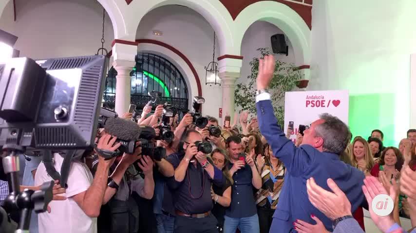 Juan Espadas logra una mayoría holgada para seguir en la Alcaldía