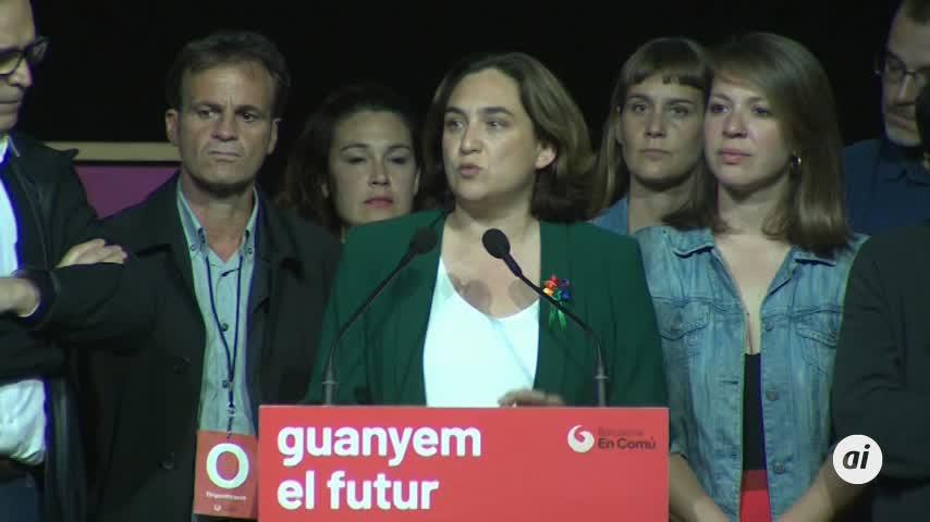 La derecha recupera Madrid y ERC gana en votos en Barcelona
