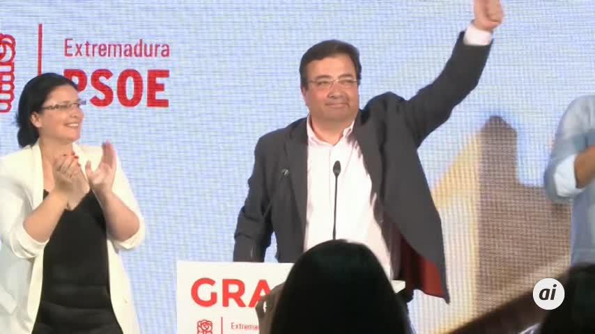 El PSOE gana las municipales, con 1,6 millones de votos sobre el PP