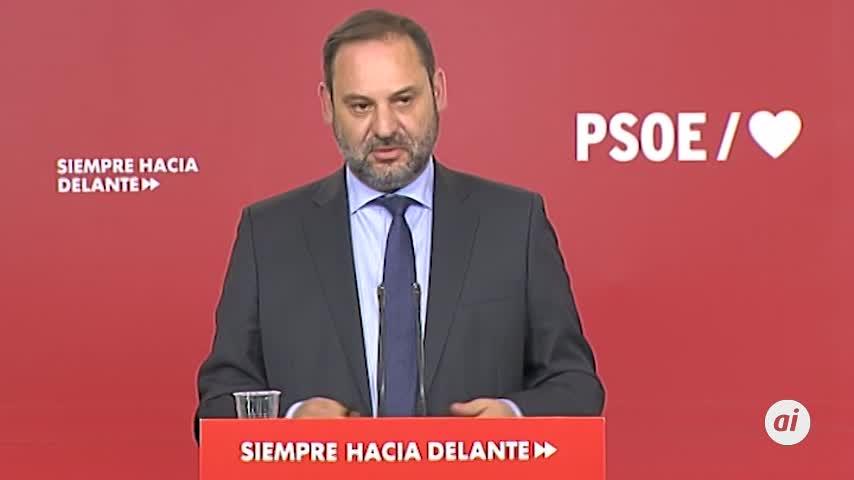 El PSOE quiere un gobierno de orientación socialista