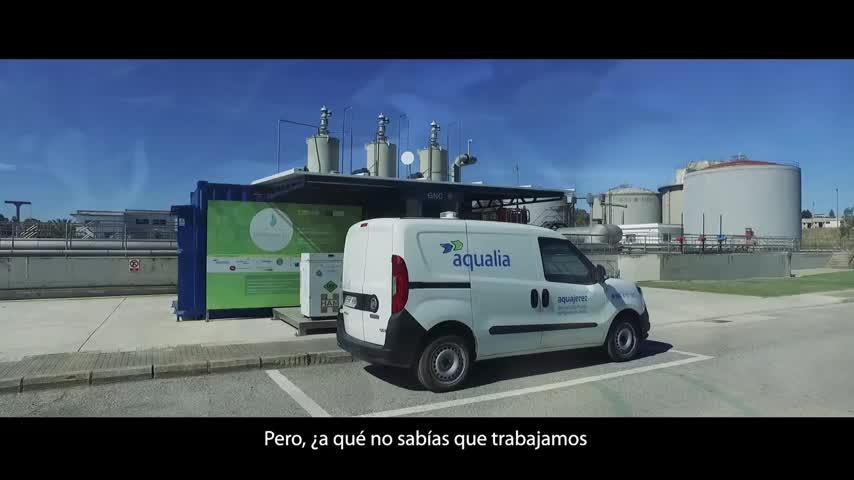 De aguas residuales de Jerez, a biocombustible para los vehículos
