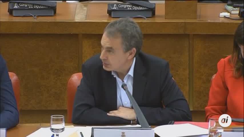 ETA: Zapatero informó al mediador que Francia preparaba un golpe