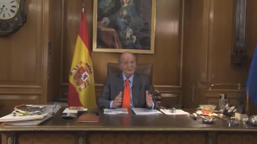 El rey Juan Carlos pone hoy fin a su vida pública