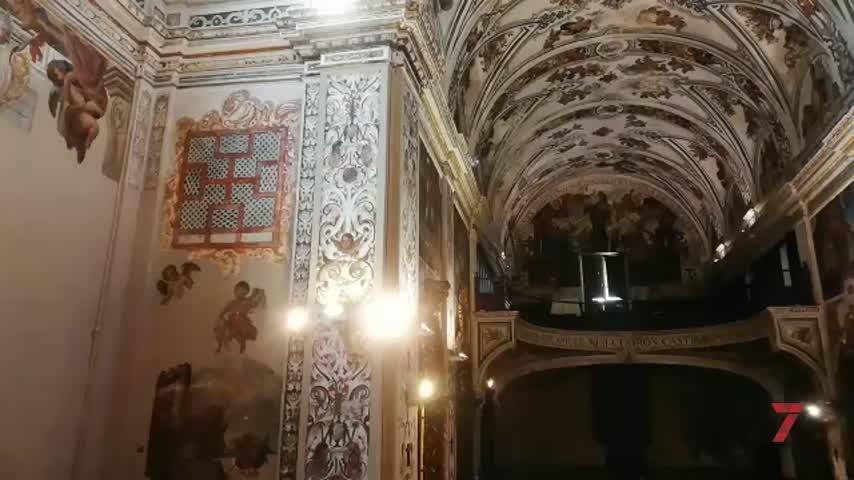 Se busca dinero para el templo de San Pedro de Alcántara