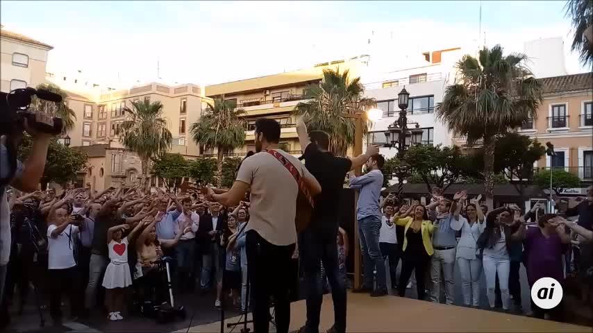 Algeciras se suma a los homenajes a Juan Carlos Aragón