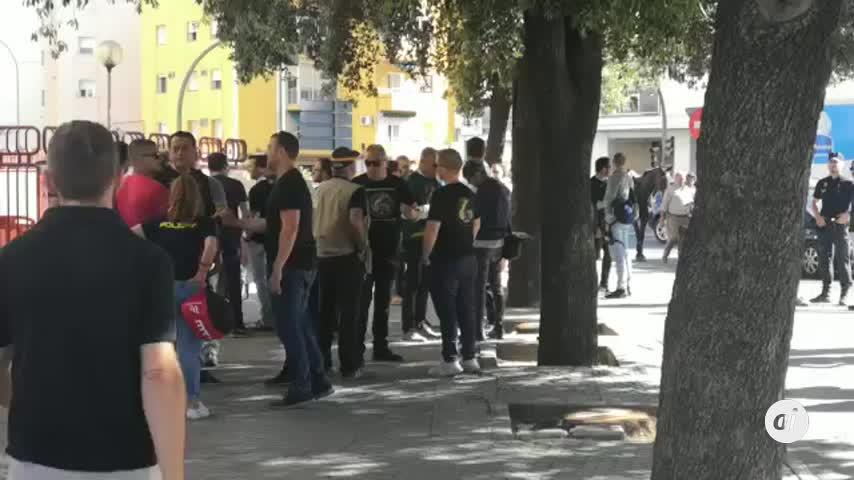 La Policía Nacional reclama reforzar la Brigada de Seguridad Ciudadana