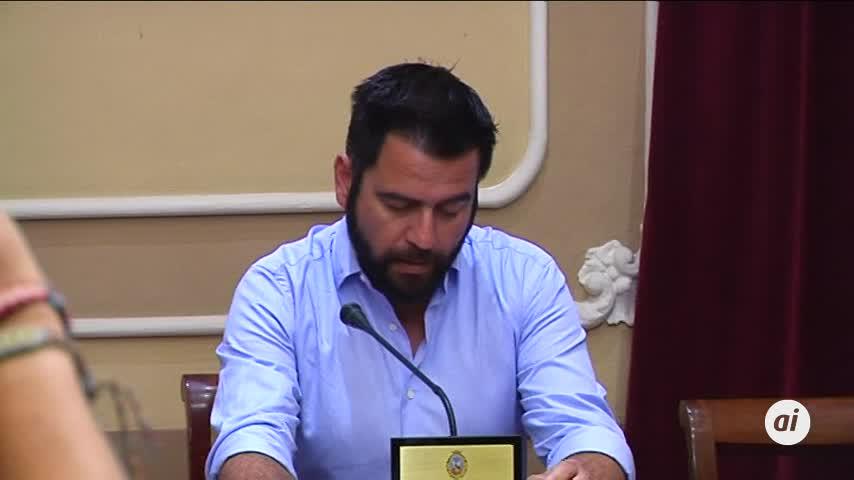 Fran González renuncia a su acta de concejal