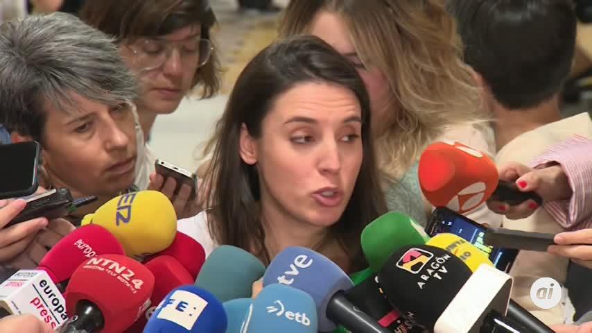 """Iglesias: """"O la derecha o un gobierno de coalición con Unidas Podemos"""""""