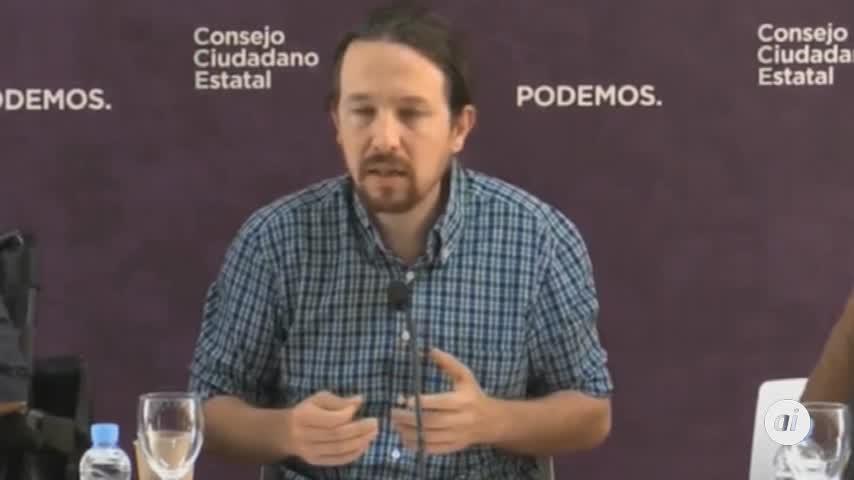 """Iglesias dice que los resultados del 26M fueron """"muy decepcionantes"""""""