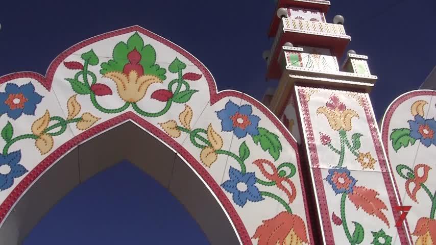 1,5 millones de puntos de luz iluminarán la Feria de San Antonio