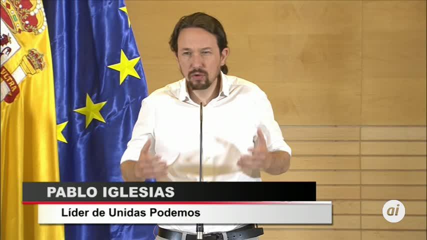 """Sánchez ofrece a Iglesias negociar """"un gobierno de cooperación"""""""