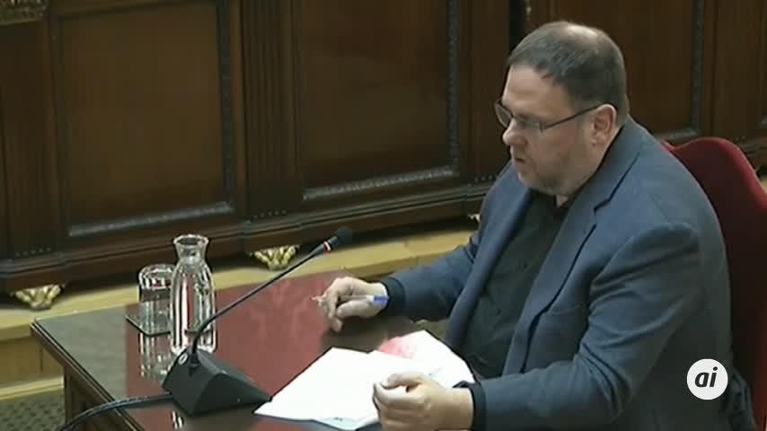 El Supremo rechaza que Junqueras acceda al acta de eurodiputado