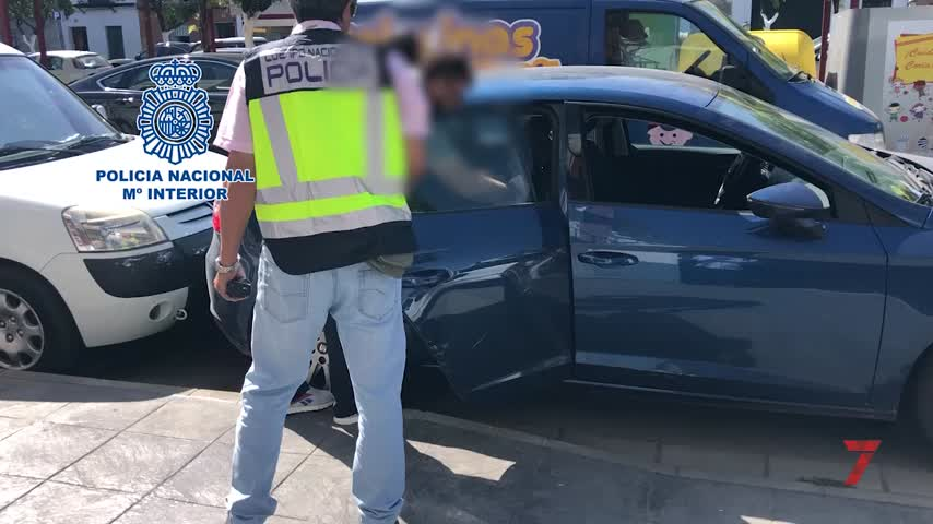 Detenido en Coria un fugado que degolló a un hombre en México