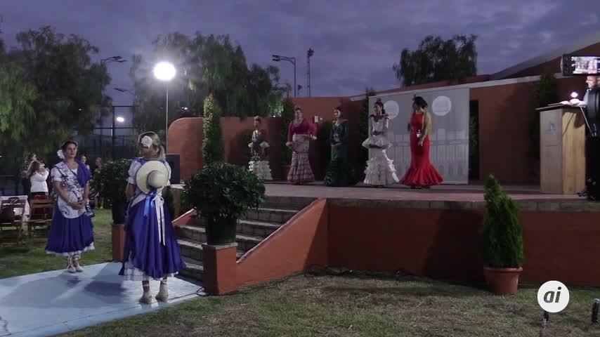 Todas las aspirantes a Salineras y las nueve elegidas, en vídeo