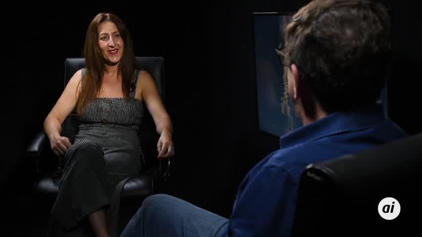 """Profesora Virginia Vélez: """"Yo creo que la culpa la tiene el levante"""""""