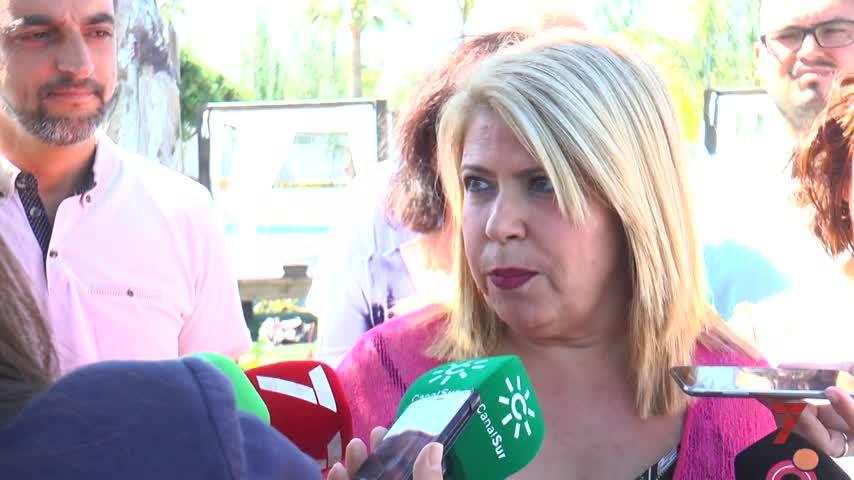 La alcaldesa lamenta la demora en el relevo del servicio de limpieza