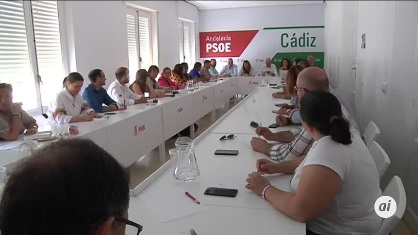 Irene García seguirá al frente de la Diputación de Cádiz