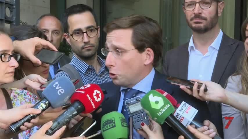 Avanzan las negociaciones PP-Vox en Madrid