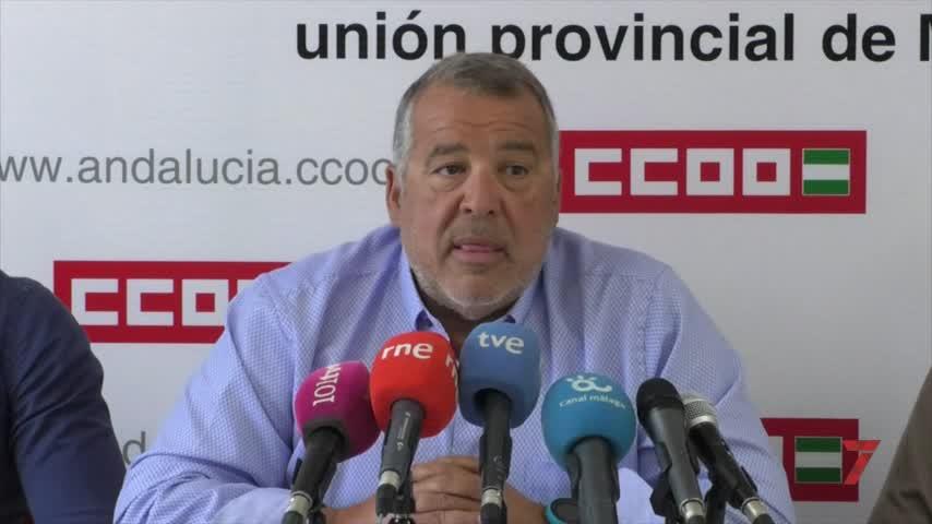 """La sanidad en Málaga """"empeora"""" a pesar de las promesas de la Junta"""