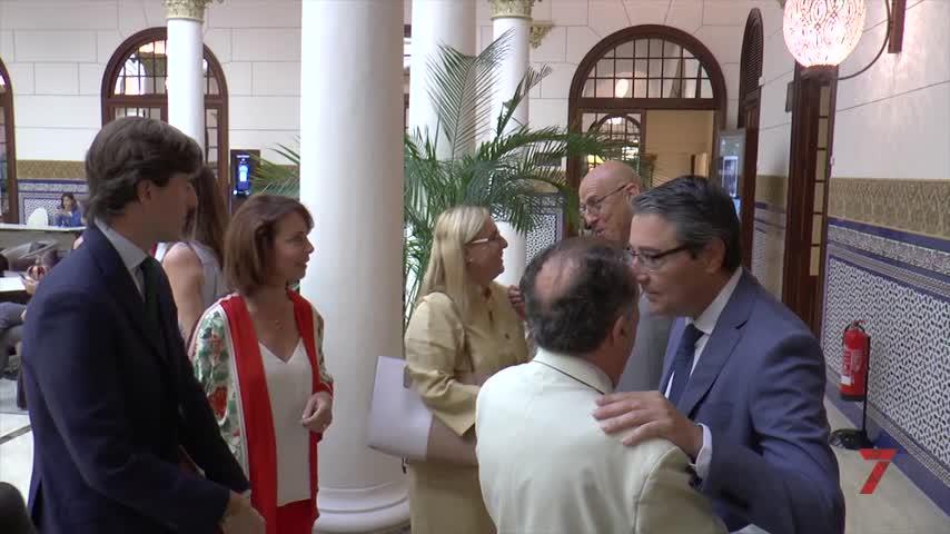 Reclaman el corredor mediterráneo para el Puerto de Málaga