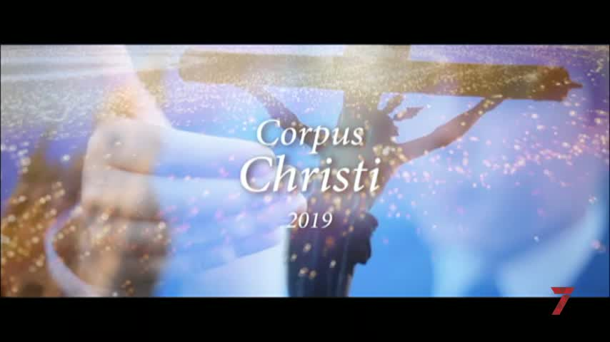 160.000 personas siguen en 7TV el Corpus Christi de Sevilla