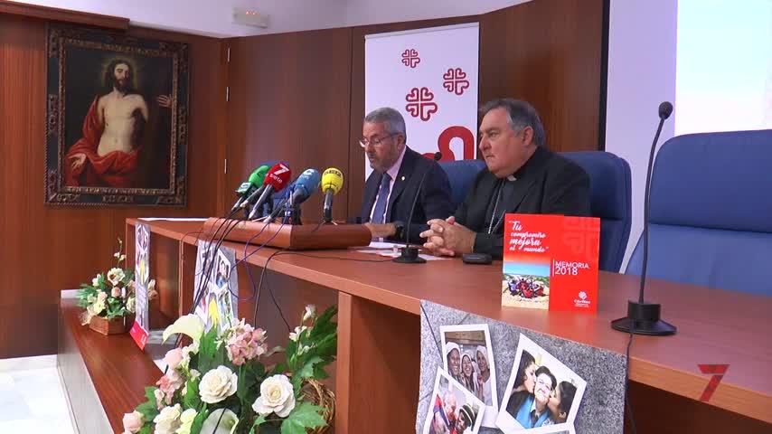 Cáritas atendió el pasado año a más de 9.000 personas en Jerez