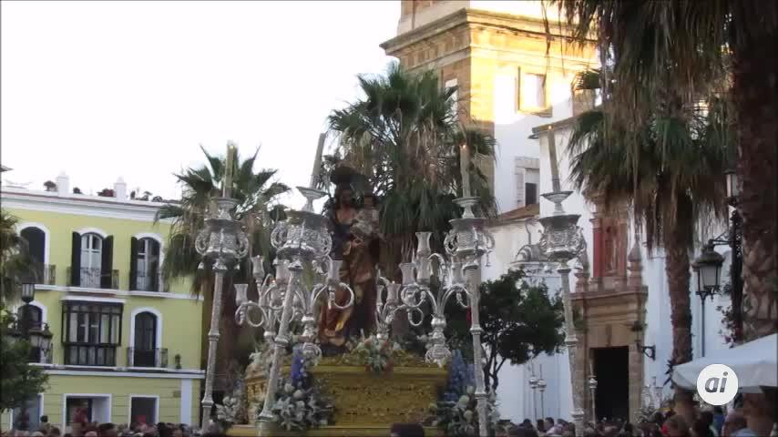Algeciras vive una edición del Corpus muy especial