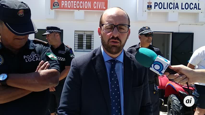 """Beardo: """"El Puerto se prepara para una temporada de verano más segura"""""""