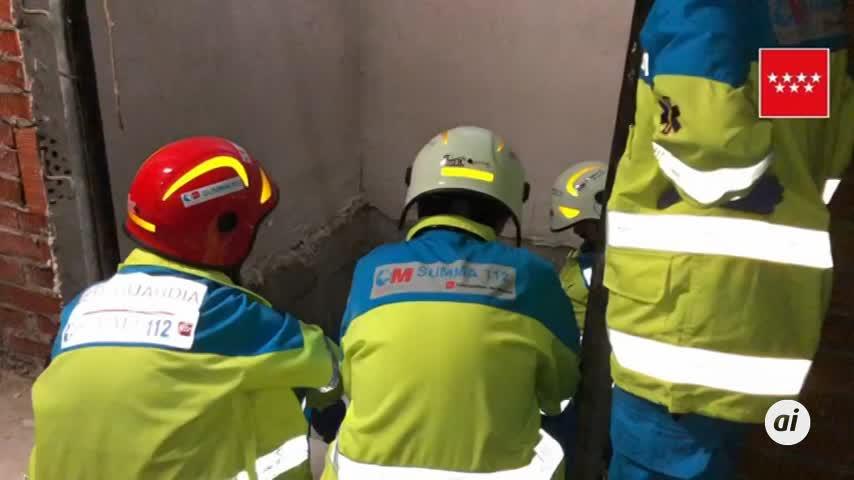 Muere un hombre al caer por el hueco de un ascensor mientras trabajaba