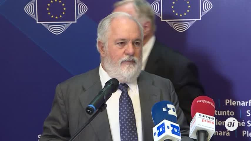 Arias Cañete abandonará la política cuando deje la Comisión Europea