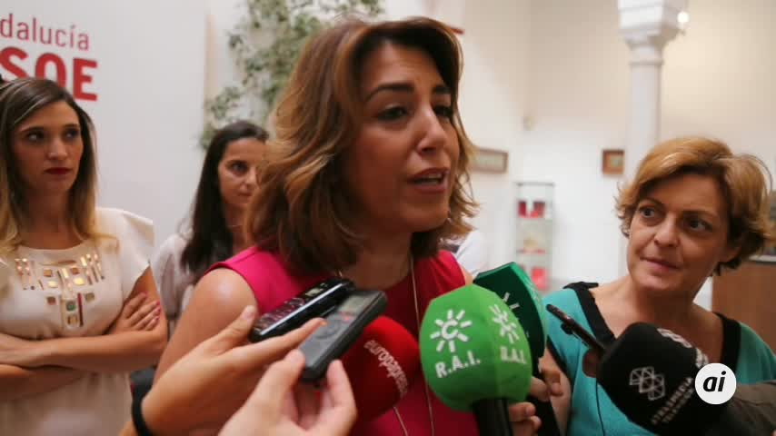 Díaz insta a presidenta Parlamento a obligar a que se actúe con decoro