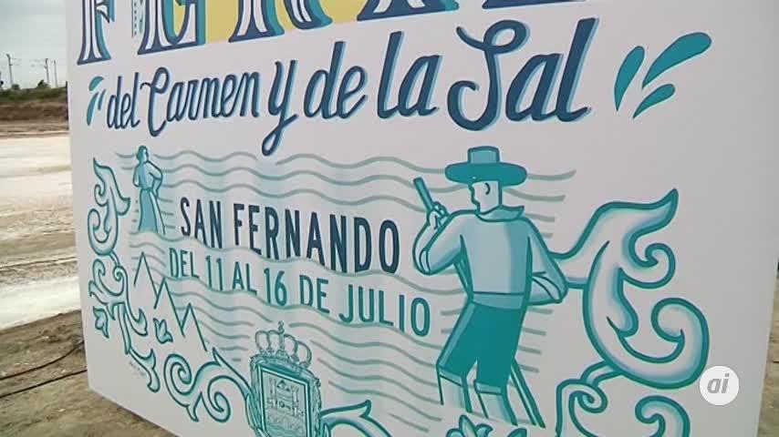 La Feria del Carmen y de la Sal contará con 30 casetas como en 2018