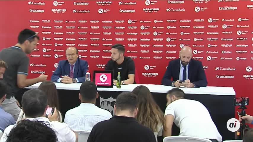 El PSG ficha al centrocampista del Sevilla Pablo Sarabia