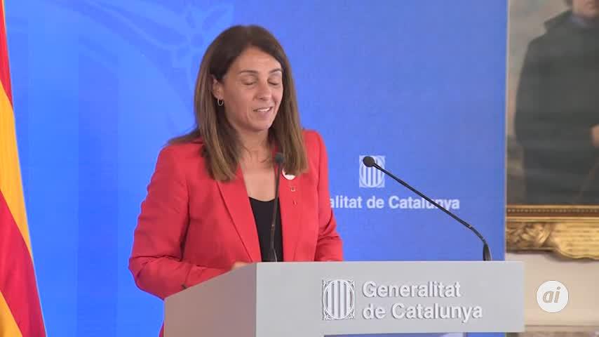 "Meritxell Budó acusa a Borrell de ""encender fuegos"""