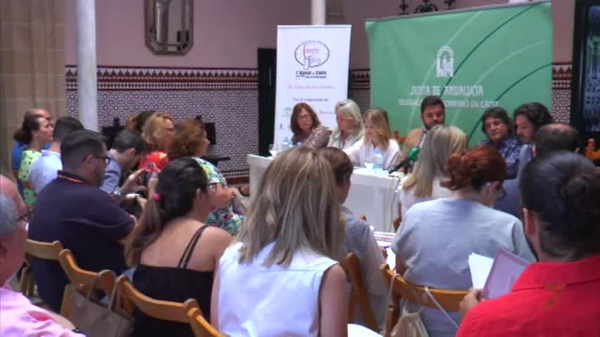 Jerez celebra su I Bienal de Cante dedicada a la Casa de los Sordera