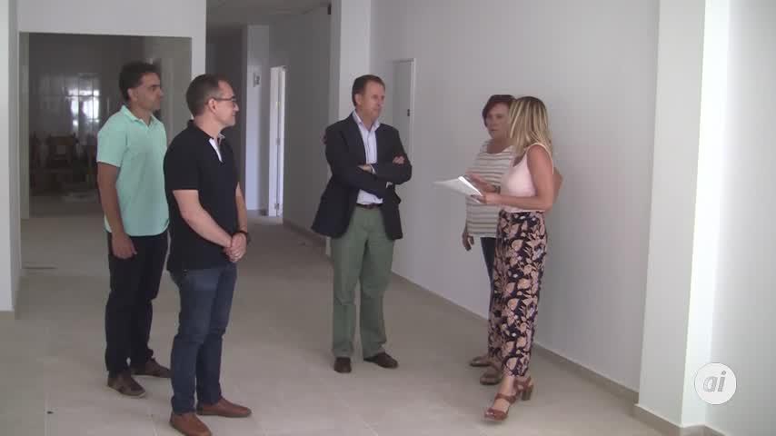 100.000 euros para finalizar una residencia que se inició en 2009