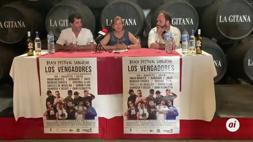 'Los vengadores', el 9 de agosto en el Teatro municipal de Sanlúcar
