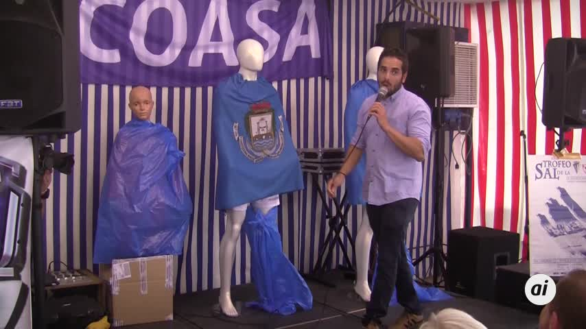 Monchi presenta la primera 'piel' del San Fernando 2019/2020